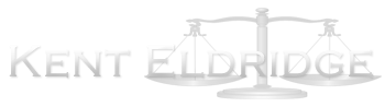 Logo, Law Office of Kent Eldridge, Job Injury Attorney in Midwest City, OK